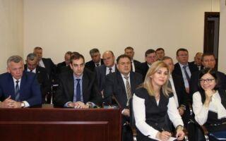 Суды присяжных заседателей